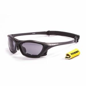 Ochelari Ocean Lake Garda Mate Black smoke lens