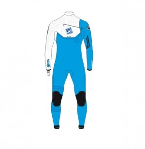Costum Neopren RRD Celsius Pro Chest Zip 2/2
