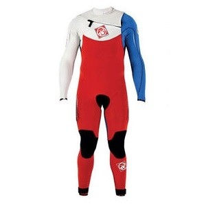 Costum Neopren RRD Celsius Pro Chest Zip 3/2