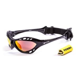 Ochelari Ocean Cumbuco Shiny Black & Revo lens