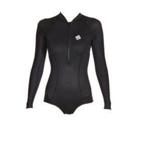 Body neopren femei RRD Shortjohn Lady Longsleeve 0.3mm