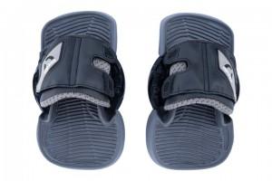Set Straps/Pads REEDIN SUPERBINDING black/grey