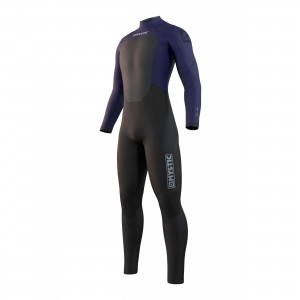 Costum neopren bărbaţi Mystic Star Fullsuit 3/2 Bzip night blue