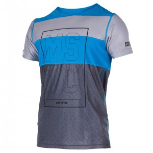 Bluză UV bărbați Mystic Drip Quick Dry SS