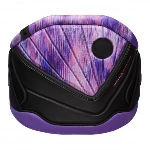 Centură kite femei Mystic Diva Waist Harness Women black/purple
