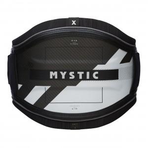 Centură kite bărbați Mystic Majestic X Waist Harness black/white