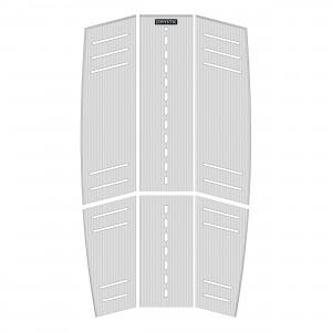 Set Padding Surfboard Mystic Ambush Mid + Front Deckpad