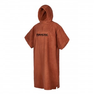 Prosop poncho adulţi Mystic Poncho Regular Rusty Red