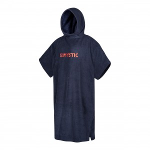 Prosop poncho adulţi Mystic Poncho Regular Night Blue