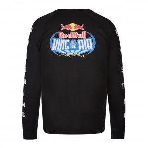 Bluză bărbați Mystic Red Bull KOTA Tee LS