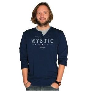 Bluză bărbați Mystic Shutter Tee LS