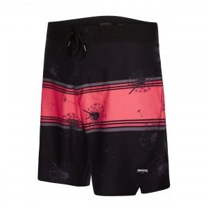 Pantaloni de plajă bărbați Mystic Flux Boardshort coral