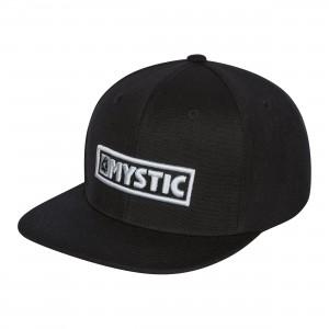 Șapcă Mystic Kid Local Cap black / white