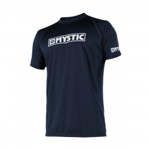 Bluză UV bărbați Mystic Star S/S Quickdry navy