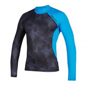Bluză UV bărbați Mystic Crossfire Rashvest LS