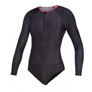 Salopetă UV femei Mystic Diva LS Swimsuit
