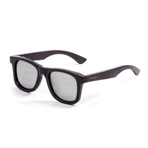 Ochelari Ocean Kenedy bamboo black & smoke lens lens