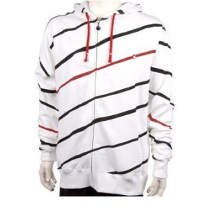 Hanorac Liquid Force Play Down Stripe Hoodie