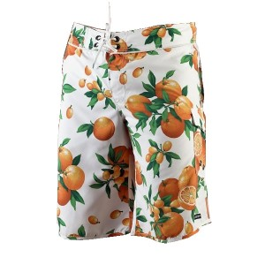 Pantaloni de plajă bărbați RRD Radical Bottaro Orange Boardshort