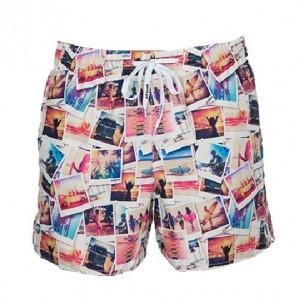Pantaloni de plajă bărbați 69Slam Elastic Waist Boardshort Endless Summer