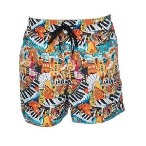 Pantaloni de plajă bărbați 69Slam Elastic Waist Boardshort Rafa City