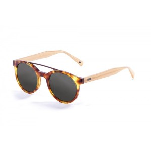 Ochelari Ocean Tiburon demy brown yellow & smoke lens