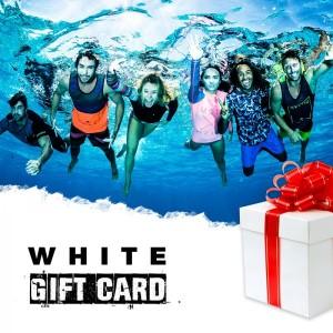 White Gift Card
